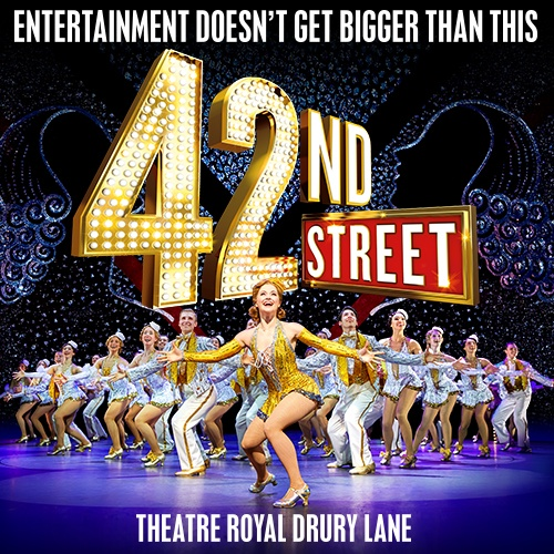 42nd Street Show Cover