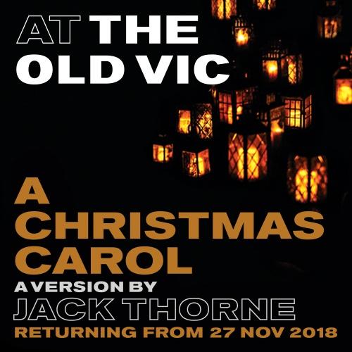 A Christmas Carol Show Cover