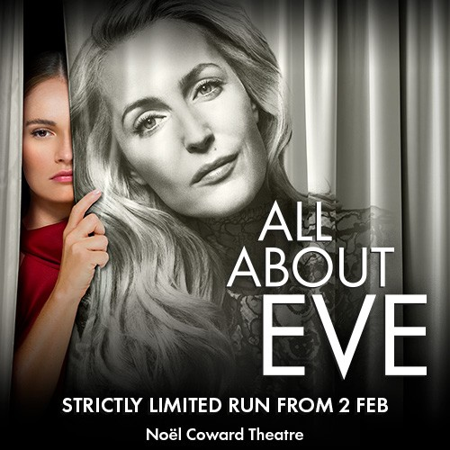 All About Eve Show Cover