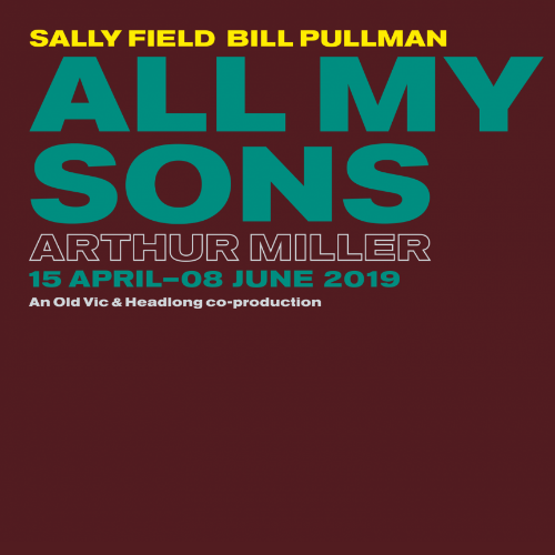 All My Sons Show Cover
