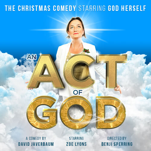 An Act of God Show Cover