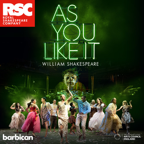 As You Like It Show Cover
