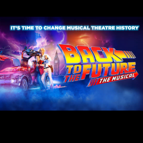 Back To The Future Show Cover