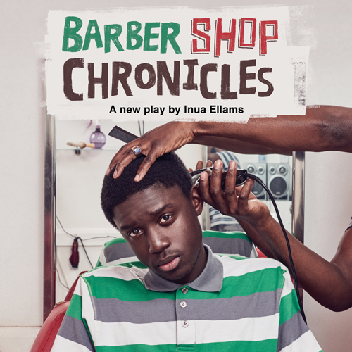 Barber Shop Chronicles Show Cover