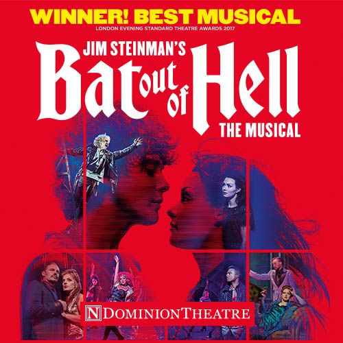 Bat Out Of Hell Show Cover