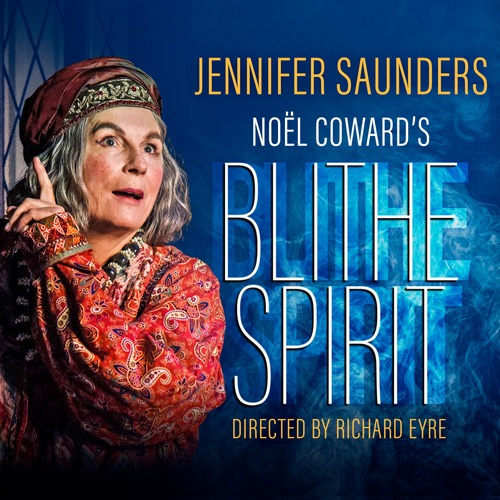Blithe Spirit Show Cover