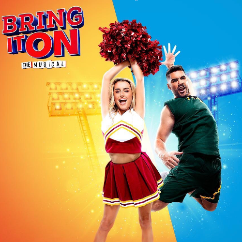 Bring It On Show Cover