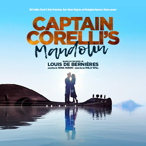 Captain Corellis Mandolin Show Cover