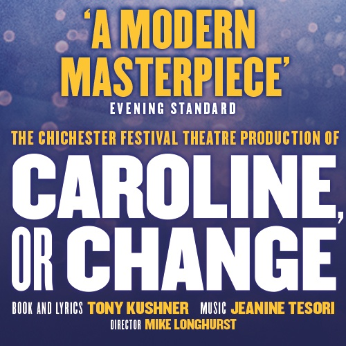 Caroline Or Change Show Cover