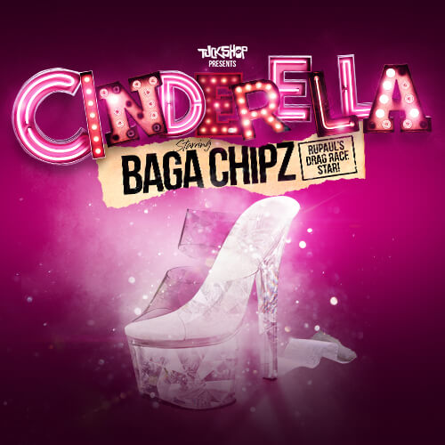 CInderella Show Cover