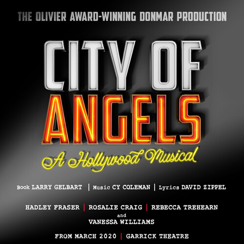 City of Angels Show Cover