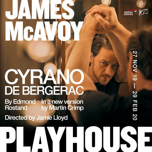 Cyrano De Bergerac Show Cover