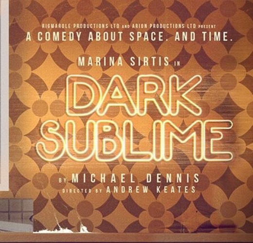 Dark Sublime Show Cover
