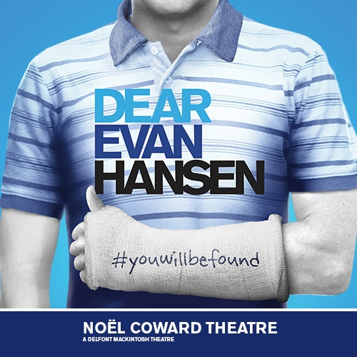 Dear Evan Hansen Show Cover
