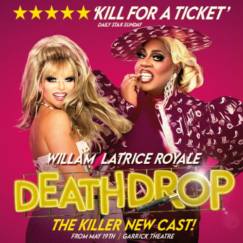 Death Drop Show Cover