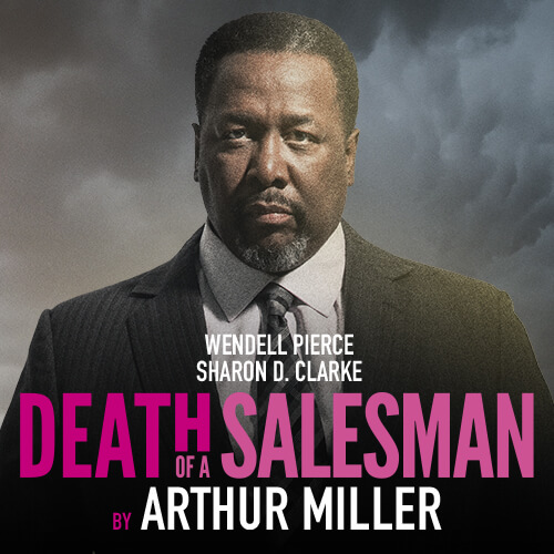 Death Of A Salesman Show Cover