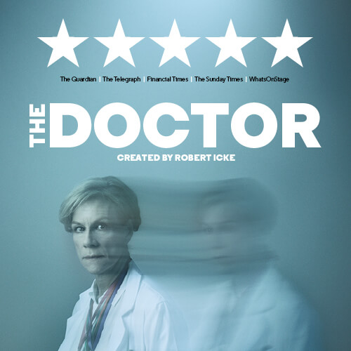 Doctor Show Cover