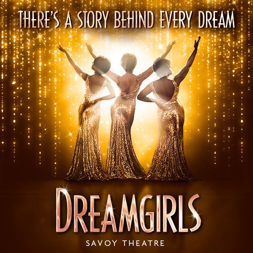 Dreamgirls Show Cover
