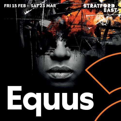 Equus Show Cover