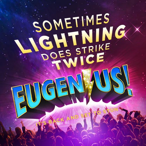 Eugenius! Show Cover