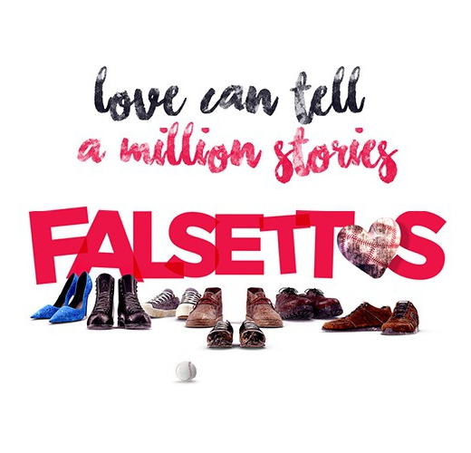 Falsettos Show Cover