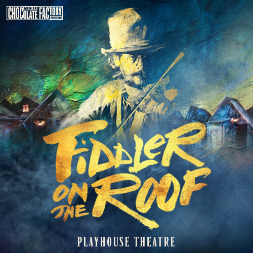 Fiddler On The Roof Show Cover