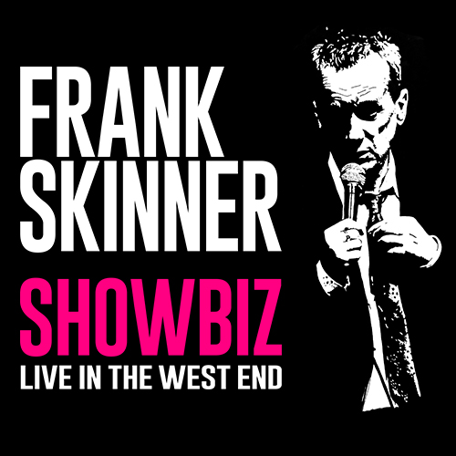 Frank Skinner Showbiz Show Cover