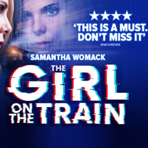 Girl On The Train Show Cover