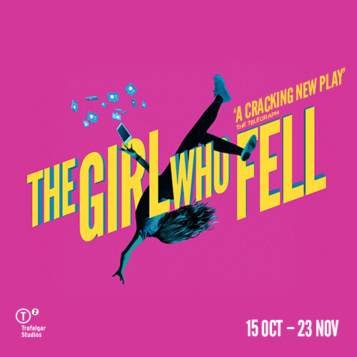 Girl Who Fell Show Cover