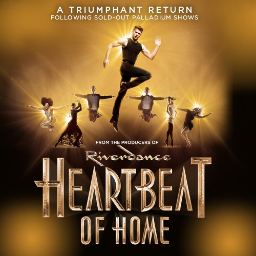 Heartbeat of Home Show Cover