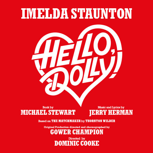 Hello Dolly! Show Cover