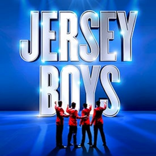 Jersey Boys Show Cover