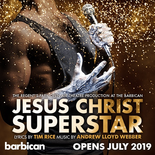 Jesus Christ Superstar Show Cover