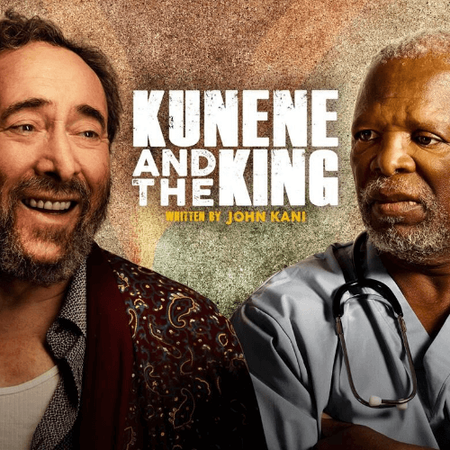 Kunene and the King Show Cover