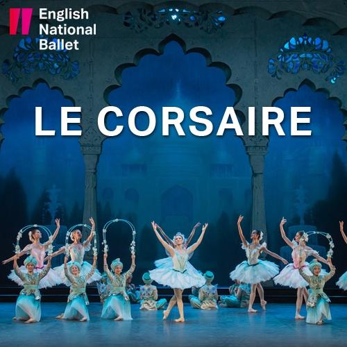 Le Corsaire Show Cover
