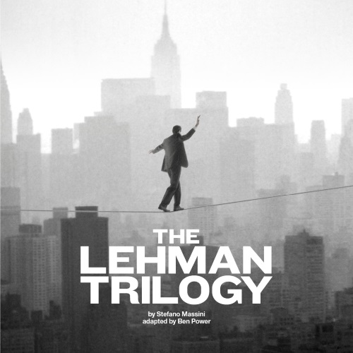 Lehman Trilogy Show Cover