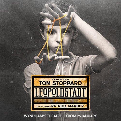 Leopoldstadt Show Cover