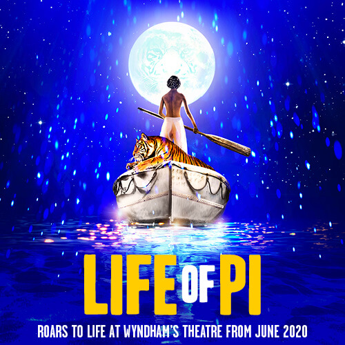 Life of Pi Show Cover