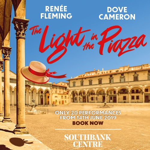 Light In The Piazza Show Cover