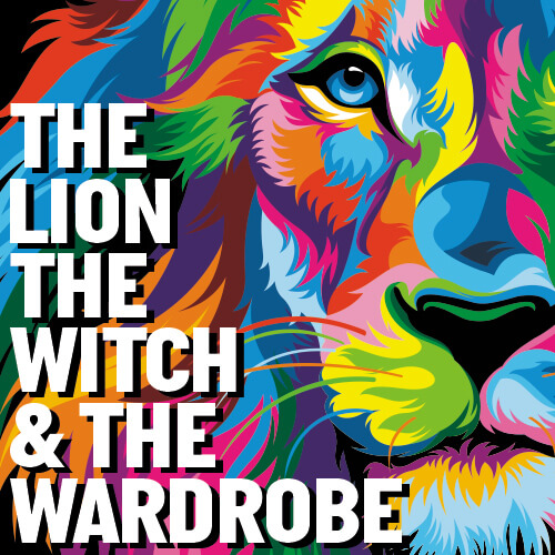 Lion The Witch and The Wardrobe Show Cover
