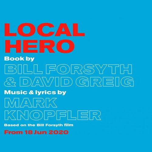 Local Hero Show Cover