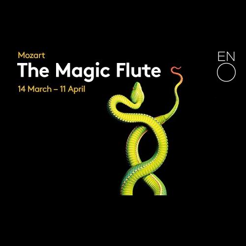 Magic Flute Show Cover