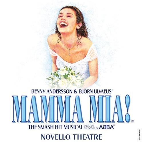 Mamma Mia! Show Cover