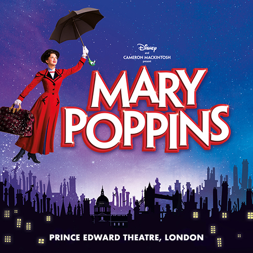 Mary Poppins Show Cover