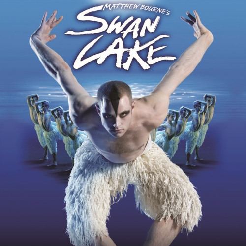 Matthew Bournes Swan Lake Show Cover