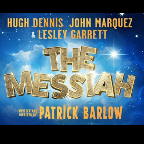 Messiah Show Cover