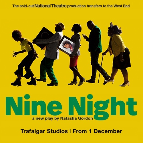Nine Night Show Cover