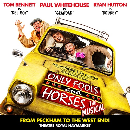Only Fools and Horses Show Cover