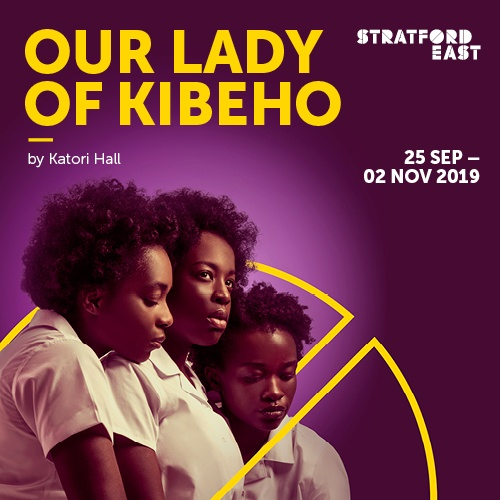 Our Lady of Kibeho Show Cover