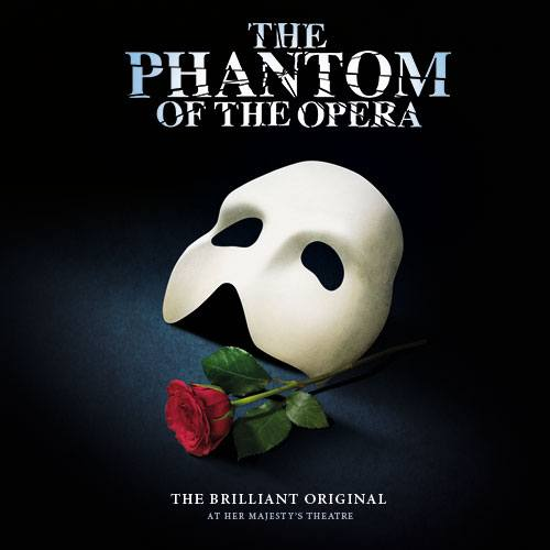 Phantom of the Opera Show Cover